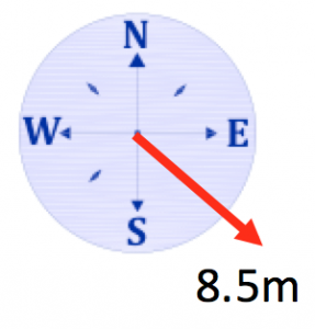 Next dive station 8.5m