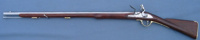 Photograph of a musket